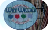 Wet Willies sign
